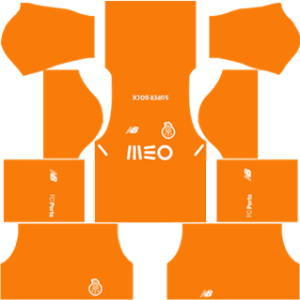 FC Porto Away Kit