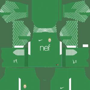 Galatasaray S.K. Goalkeeper Home Kit