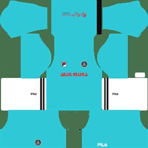 Pahang FA Fila Goalkeeper Away Kit