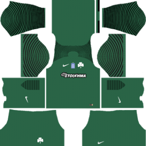 Panathinaikos F.C. Goalkeeper Away Kit