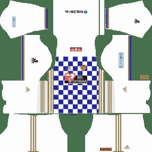 Vegalta Sendai Away Kit