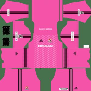 Yokohama F. Marinos Goalkeeper Home Kit