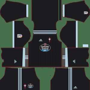 Celta Vigo Away Kit