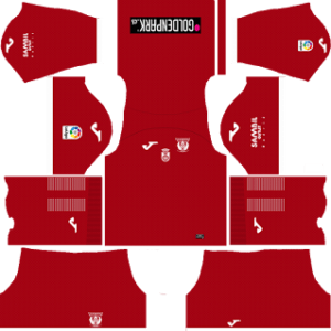 CD Leganes Goalkeeper Away Kit
