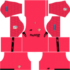 Sevilla FC Goalkeeper Home Kit