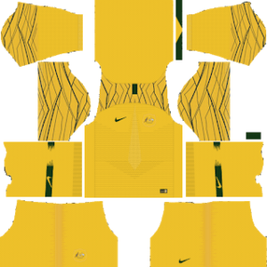 Australia World Cup Kits 2018 Dream League Soccer