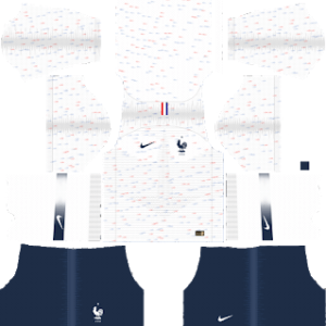 France World Cup 2018 Away Kit
