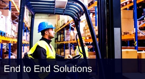 Industrial Recruitment - end to end solutions - FTS Group
