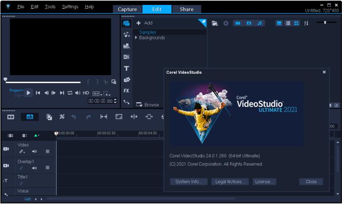 Downoad Corel VideoStudio Ultimate 2021 v24.0.1.260 (x64) Multilingual Portable Torrent with Crack, Cracked   FTUApps.Dev   Developers' Ground