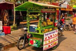 Cambodian Sidecar