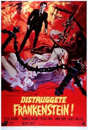 Risultati immagini per Distruggete Frankenstein