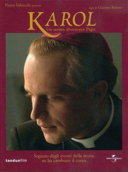 Risultati immagini per film karol un uomo diventato papa