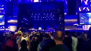 Eu fui! E vi o melhor show do ano: Bruce Springsteen destruiu no palco