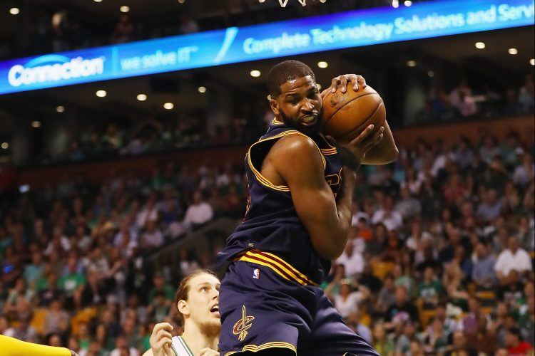 Tristan Thompson perfectly trolls Celtics with photo from ...