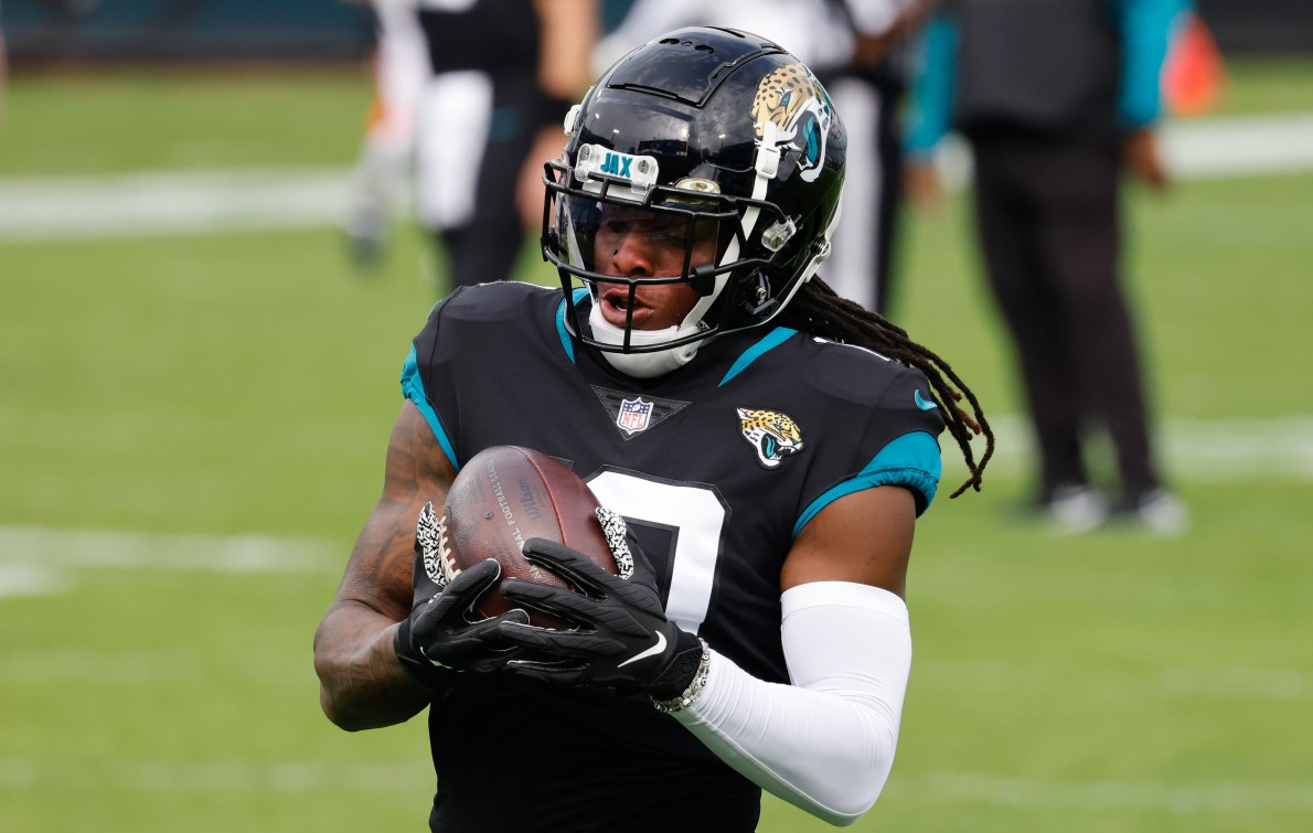 Jaguars: Laviska Shenault was beneficiary of insanely lucky touchdown