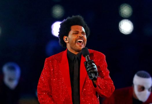 Super Bowl 2021: The Weeknd halftime show gave us new meme