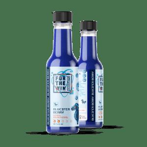 FTW Hot Sauce - Blucifer Berry