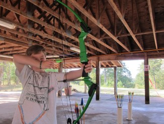 Archery at Panola Mtn State Park via @FieldTripswSue
