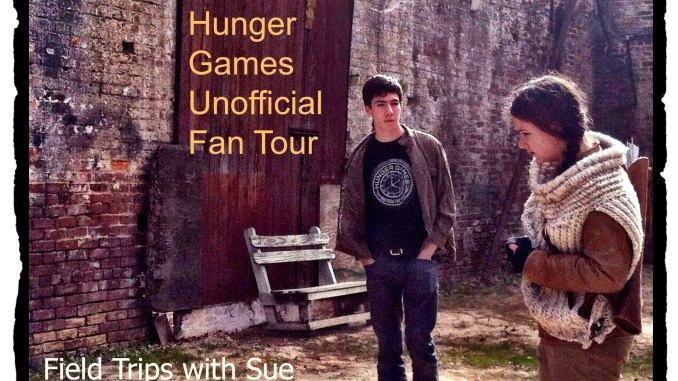 Atlanta, Ga. Hunger Games Fan Tour via @FieldTripswSue