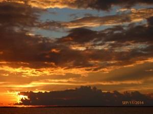 Sunset Cruises Port St. Joe Florida via @FieldTripswSue