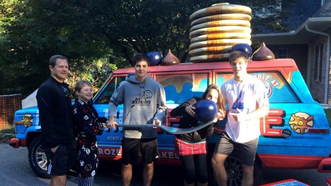 DWB Pancake Mobile