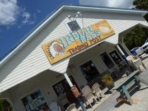 Cape San Blas, Indian Pass Raw Bar