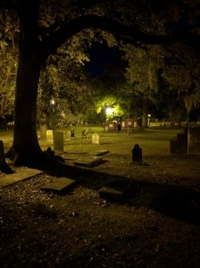 Take a Ghost Tour in Savannah, Ga.