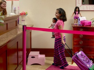 American Girl Atlanta Marriott Alpharetta check in
