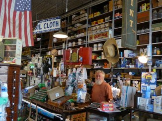 Paul Smith, Owner of the Rutledge Ga. Hardware Store