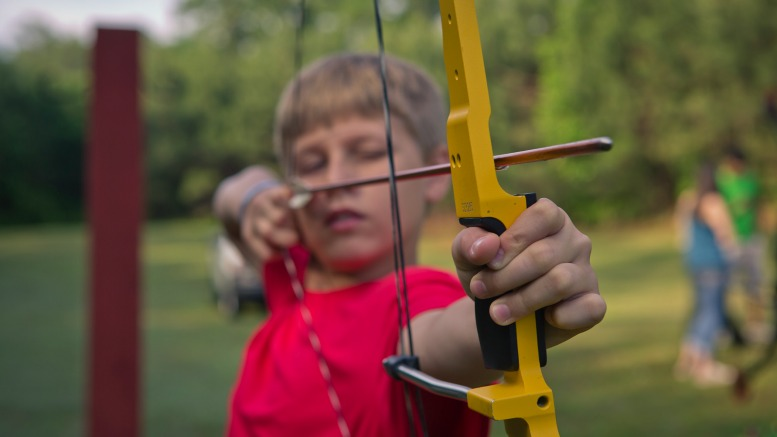 Learn Archery at Panola Mountain State Park