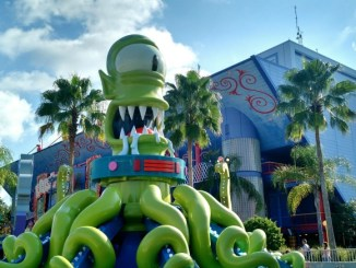Universal Orlando Tips for a great time with preschoolers.