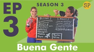 Buena Gente Spanish teaching channel