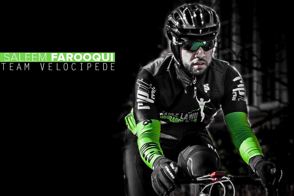 Cycling - Saleem Farooqui