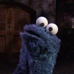 sad cookie monster :(