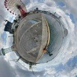 今日の写真 2014.10.14 神戸の景色 Nikon D7000とGoogleのカメラアプリが面白い!!