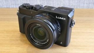 高級コンデジ『Panasonic LUMIX LX100』 4K動画とタイムラプス撮影のテスト