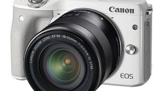 Canon ミラーレス EOS M3の画像がリーク