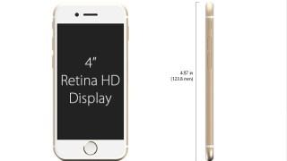 4インチのiPhoneが復活!?『iPhone6s mini』Angel Hernandez氏によるレタリング画像