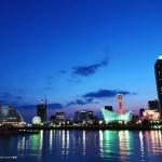 本日の写真 神戸の風景(マジックアワー)×SONY RX100m3 タイムラプス&Movie