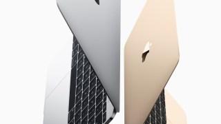 【究極にシンプル】新しい「MacBook」特徴・デザインまとめ MacBook Airとの違いも見てみた