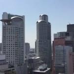 iPhone6で「大阪 梅田」を動画・タイムラプス・スローモーションで撮ってみた 編集もiPhone6のみ「iMovie」など