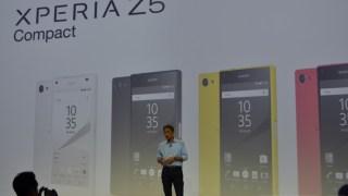 ソニー「Xperia Z5 / Z5 Compact / Z5 Premium」をIFA2015にて正式発表