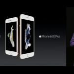 【正式発表】iPhone6s / iPhone 6s Plus 3Dタッチや4K動画対応など