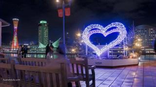 2015~2016年「神戸のイルミネーション」スポット