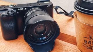 神戸ハーバーランドで久しぶりにミラーレス「SONY α6000」で一眼動画を楽しむ。少し撮影方法も