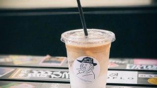 神戸のコーヒースタンド『w/o stand ウィズアウトスタンド』(without stand)