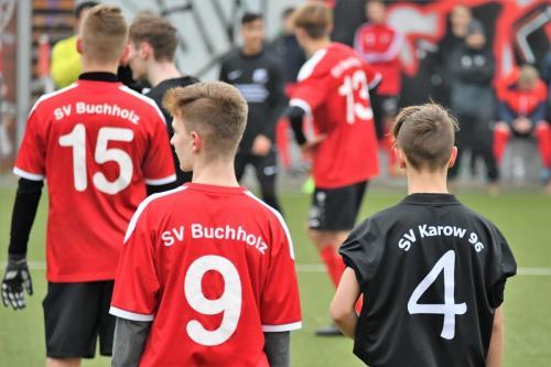 U17: SV Karow - SV Buchholz
