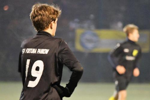 Pokal U15: BSC Marzahn - Fortuna Pankow
