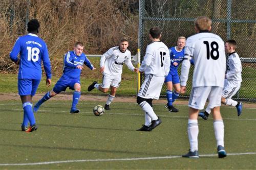 U19: Concordia Wilhelmsruh - FSV Bernau