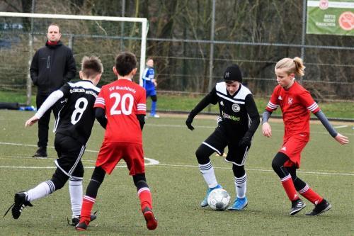 1. D- Jugend: Concordia Wilhelmsruh - SV Buchholz
